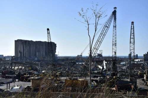 Alemania propone la reconstrucción del puerto de Beirut a cambio…