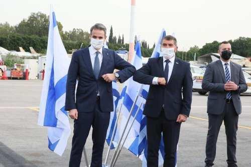 Israel y Grecia firman un acuerdo de defensa de 1.650…
