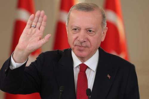 Erdogan: Turquía está preparada para excavar un gran canal