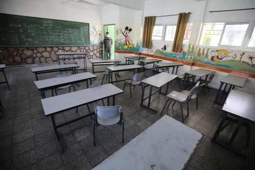 Una segunda ola de Covid-19 golpea la Franja de Gaza…
