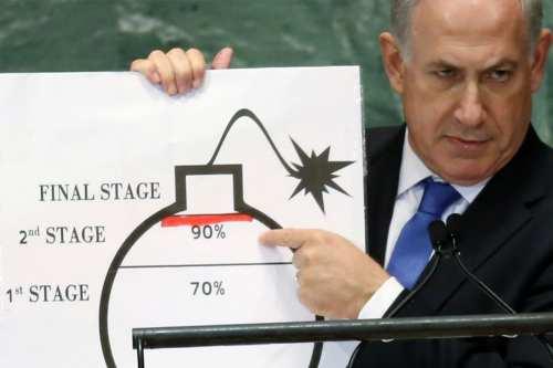 La preocupación militar de Israel por Irán es cada vez…