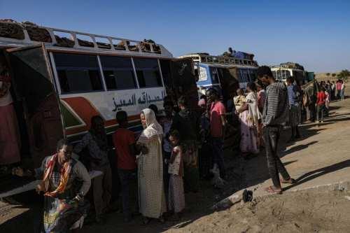 Sudán cierra su frontera con Etiopía