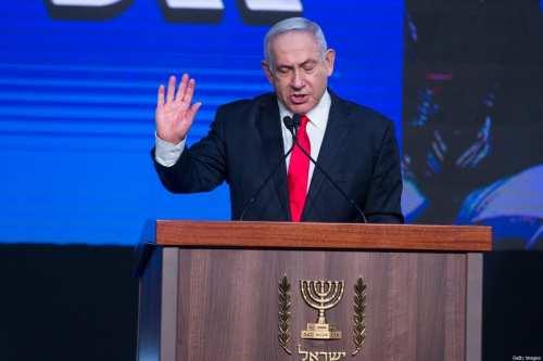 Israel: Netanyahu estudia la posibilidad de votar directamente para elegir…