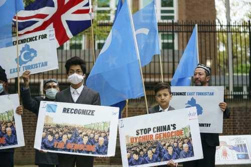 """Diputados británicos: China está cometiendo un """"genocidio"""" contra los uigures"""