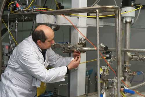 Irán comienza a enriquecer uranio en un 60%