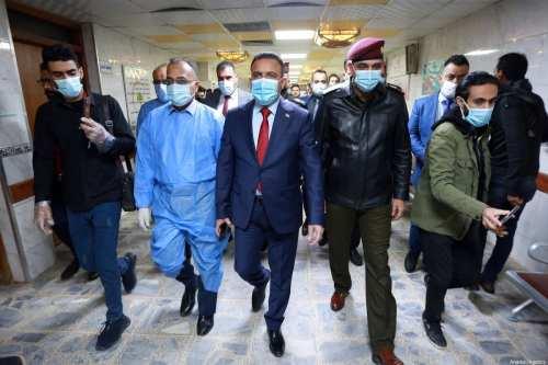 El primer ministro iraquí destituye al ministro de Sanidad y…