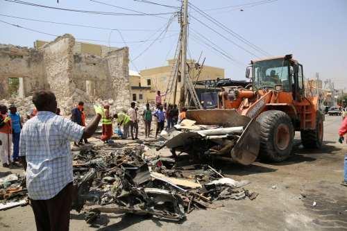 Una explosión en Somalia mata a un alto mando militar