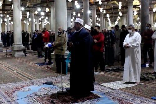 El Ramadán y el Tarawih vuelven a Oriente Medio tras…