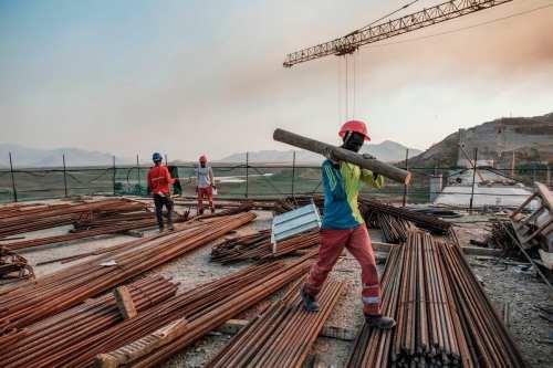 Etiopía: Se ha completado el 80% de la construcción de…