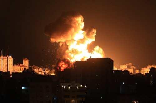 """Ministro turco: """"El aumento de víctimas en Gaza evidencia la…"""