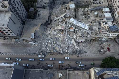 Gaza neutraliza casi 300 misiles israelíes sin explotar