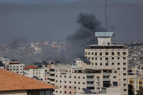 """Hamás afirma que la resistencia en Jerusalén estableció un """"nuevo…"""