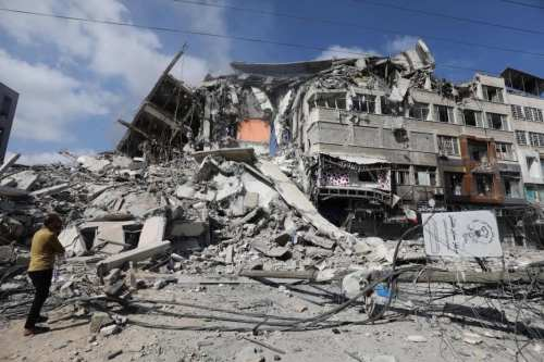 'Los ataques de Israel a los palestinos constituyen terrorismo de…