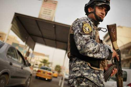 Irak captura a los prisioneros fugados