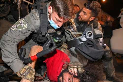 Hamás: Las imágenes de Sheikh Jarrah demuestran la barbarie de…