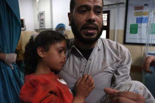 20 palestinos, entre ellos 9 niños, han muerto en Gaza