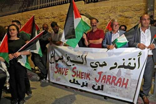 La historia no contada de Sheikh Jarrah