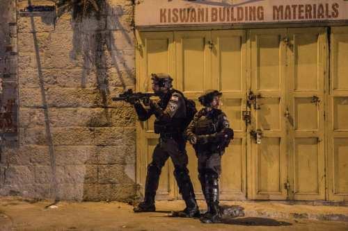La policía israelí refuerza su presencia en las ciudades árabes…