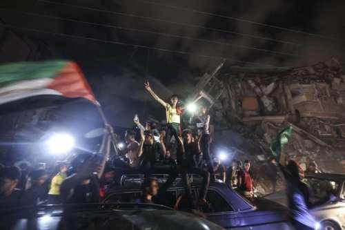 Mediadores egipcios intentan aprovechar el alto el fuego entre Israel…