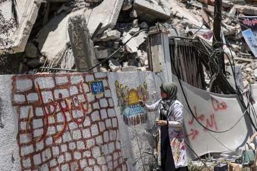 A pesar de las enormes pérdidas, los palestinos han alterado…