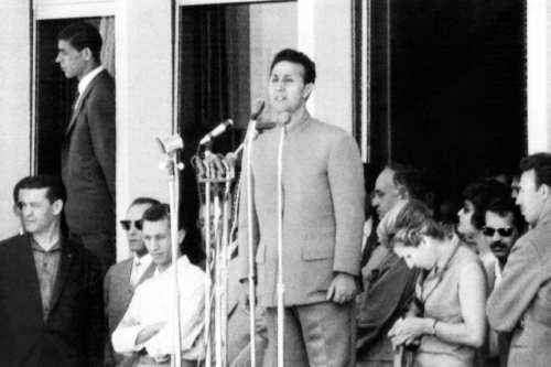 Cuba celebra el aniversario de su primera misión médica en…