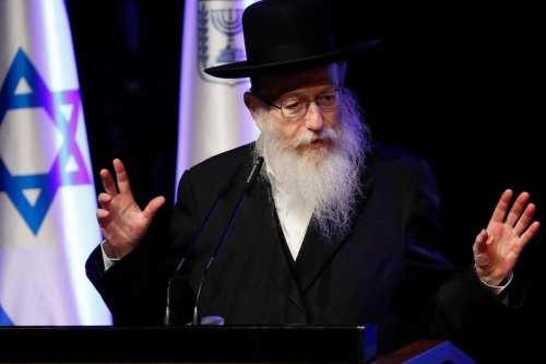 Un ministro israelí dirigió el último asalto de colonos a…