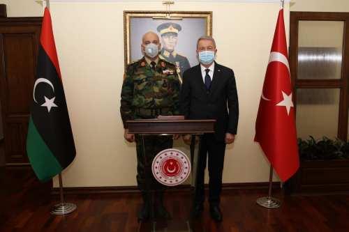 """La soberanía e independencia de Libia son """"importantes"""" afirma el…"""