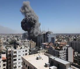 Israel-attack-on-Gaza-2