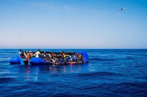"""El Mar Mediterráneo es el """"mayor cementerio de Europa"""", afirma…"""