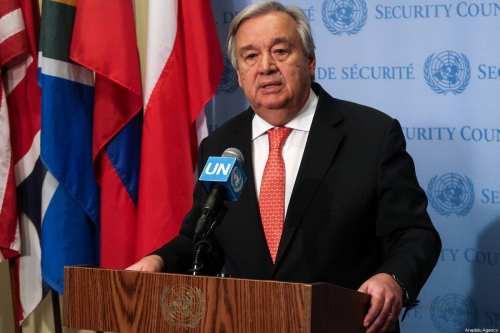 La ONU asegura que el primer grupo de control del…