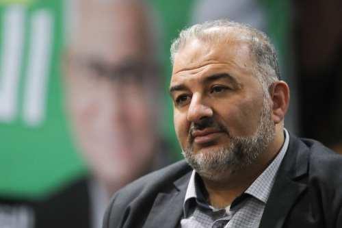 Poder a cualquier precio: cómo el oportunista Mansour Abbas se…