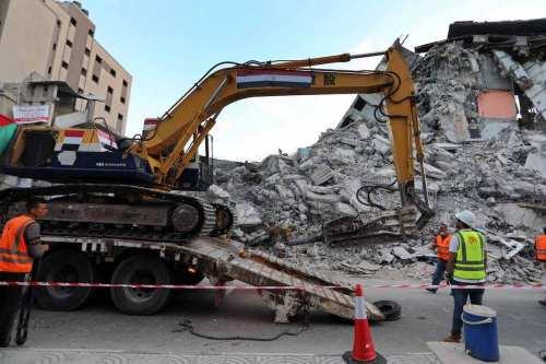 """Israel propone la reconstrucción de Gaza a cambio de """"información""""…"""