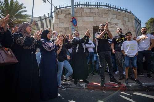 Israel aplaza el juicio de las familias palestinas desplazadas de…