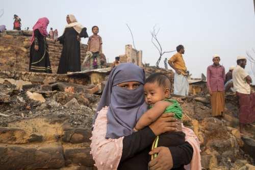 Bangladesh pide ayuda a Arabia Saudí para repatriar a los…