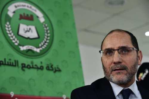 """Sociedad Argelina por la Paz: """"Preferimos un gobierno de coalición"""""""