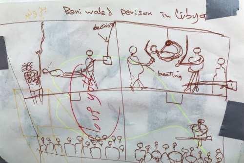 Grupos de ayuda suspenderán su trabajo en Libia por los…