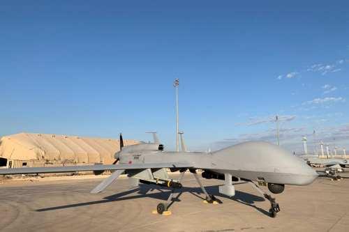 Dos drones interceptados y derribados sobre una base aérea militar…