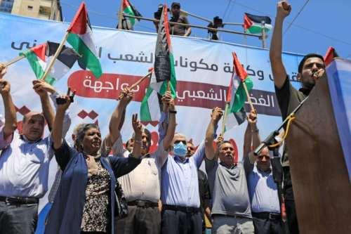 Palestina: Una encuesta muestra un importante apoyo a Hamás tras…