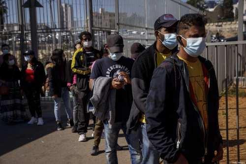 Las solicitudes de asilo en la UE caen un 32%