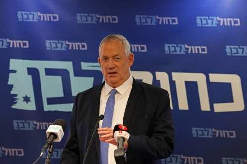 Gantz aprueba nuevos objetivos de ataque en Gaza