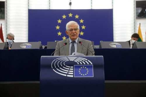 Borrell: La ayuda de la UE está condicionada a las…