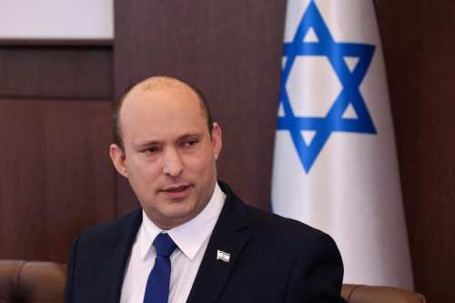 """Bennett advierte contra las conversaciones nucleares con el """"régimen del…"""