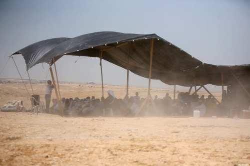 Israel derriba una aldea palestina por 188ª vez