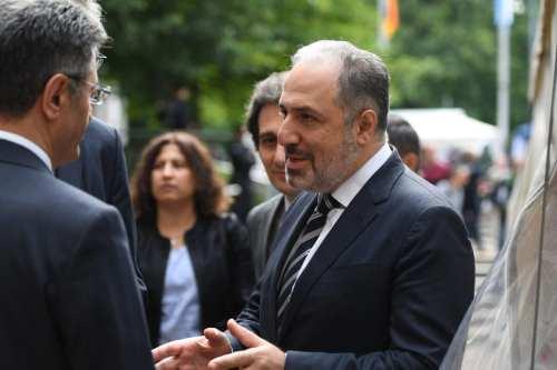 "Legislador turco: Egipto debe "" revocar las sentencias de muerte""…"
