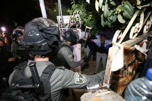 Israel frenará las polémicas redadas nocturnas en viviendas palestinas