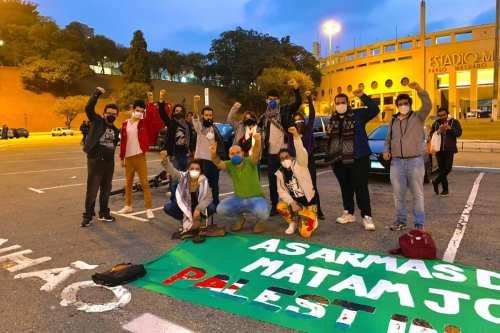 Somos la voz libre de Palestina: Brasil y Argentina sigue…
