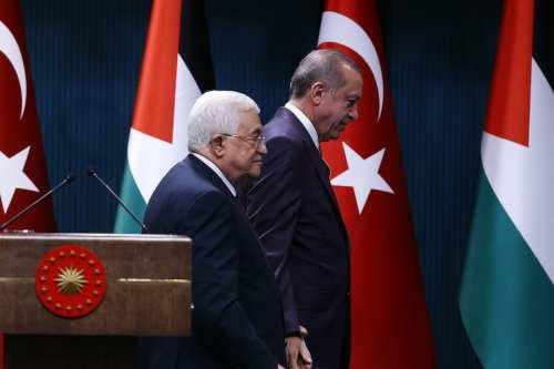 Abbas visitará Turquía por invitación de Erdogan