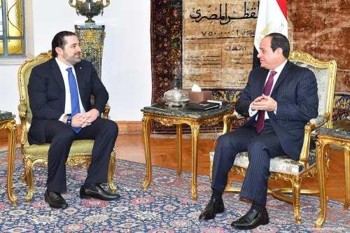 Egipto ofrece su apoyo al Líbano con la llegada de…