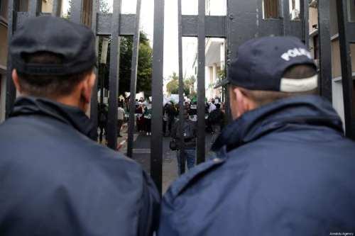 Las autoridades argelinas detienen al líder de la oposición