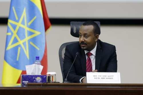 El primer ministro de Etiopía asegura que el único objetivo…
